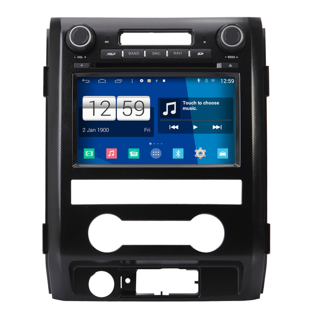 Free 8g Map 8 Inch Hd Android 4 4 4 Touch Screen Car Dvd