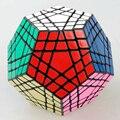 Shengshou 42mm Velocidad Gigaminx Cubo Mágico Rompecabezas Juguetes Educativos Para Niños de Los Niños