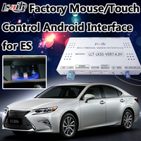Plug&Play All in one Android 6.0 Navigation Interface for Lexus ES200 ES250 ES300h ES350 supprot Original Mouse Control