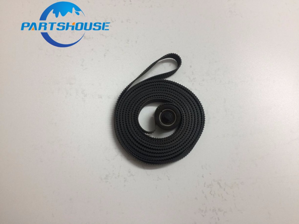 10Pcs Plotter Carriage Belt C7770 60014 42inch C7769 60182 24inch DesignJet for HP500 500PS 800 800PS