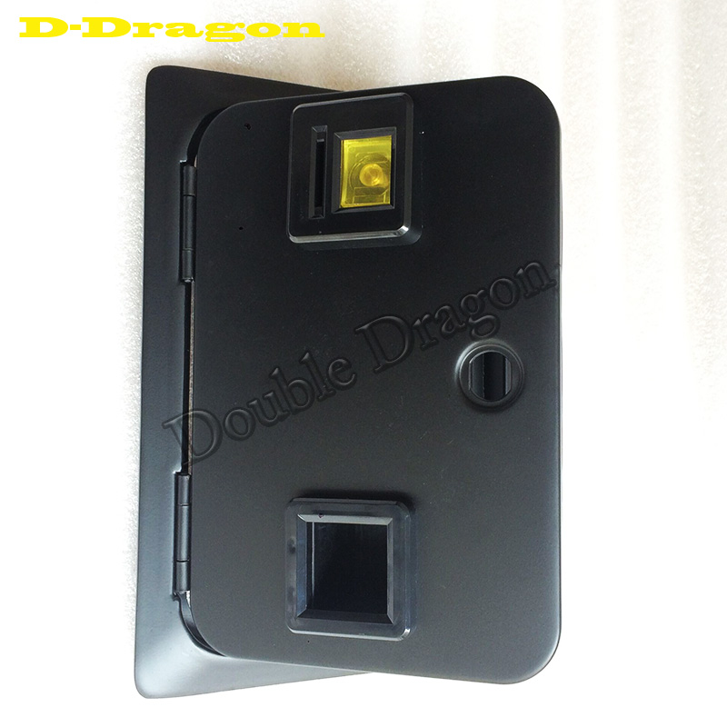 American Style Dual Coin Selector Door With Microswitch