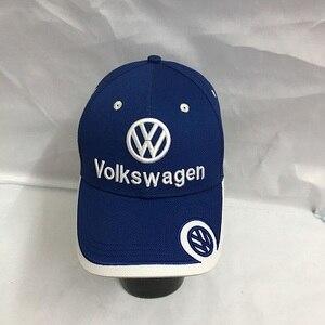 Image 4 - 2019 NEW Car Baseball Cap Auto Logo embroidery Adjustable snapback hood Hat Mens women