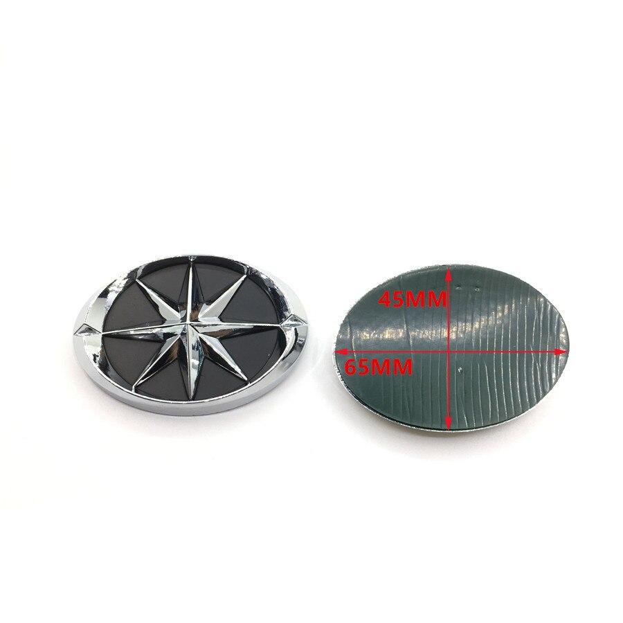 Motorcycle 2PCS Decal Sticker Motorbike Fuel Gas Tank Badge Emblem Fairing Sticker For Yamaha V-Star 1100 1300 Royal Star