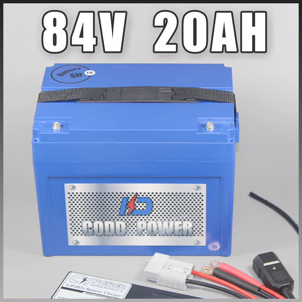84V Lithium ion Battery 84V 20AH Electric bicycle E-Bike Scooter Li-ion battery