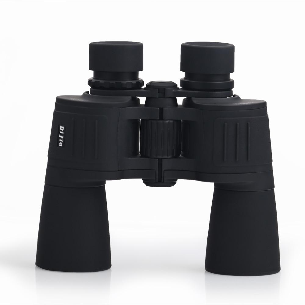 BIJIA 10X high powered waterproof fogproof binocular Telescope 10x50 zoom Binoculars For Hunting цена и фото