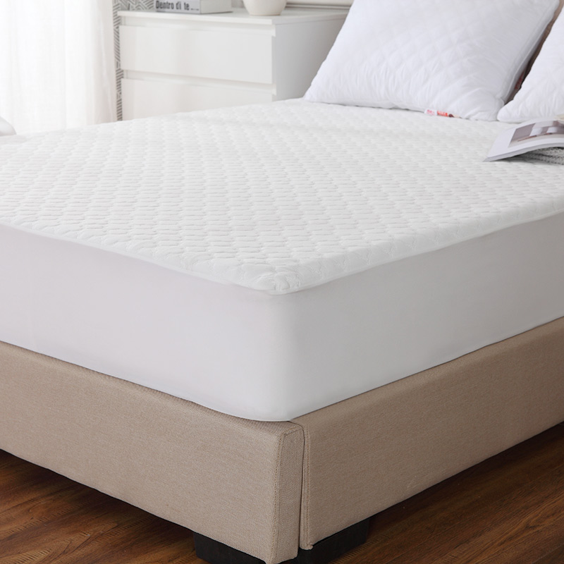Beautiful Clouds Jacquard Anti-mite Waterproof Mattress Cover Breathable Protection For Bed Bed Wetting&Bed Bug Hypoallergenic