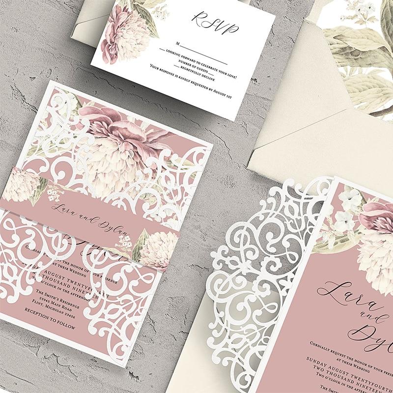 Wedding Invitation Metal Cutting Dies Valentine/'s Day Dies Making Scrapbooking