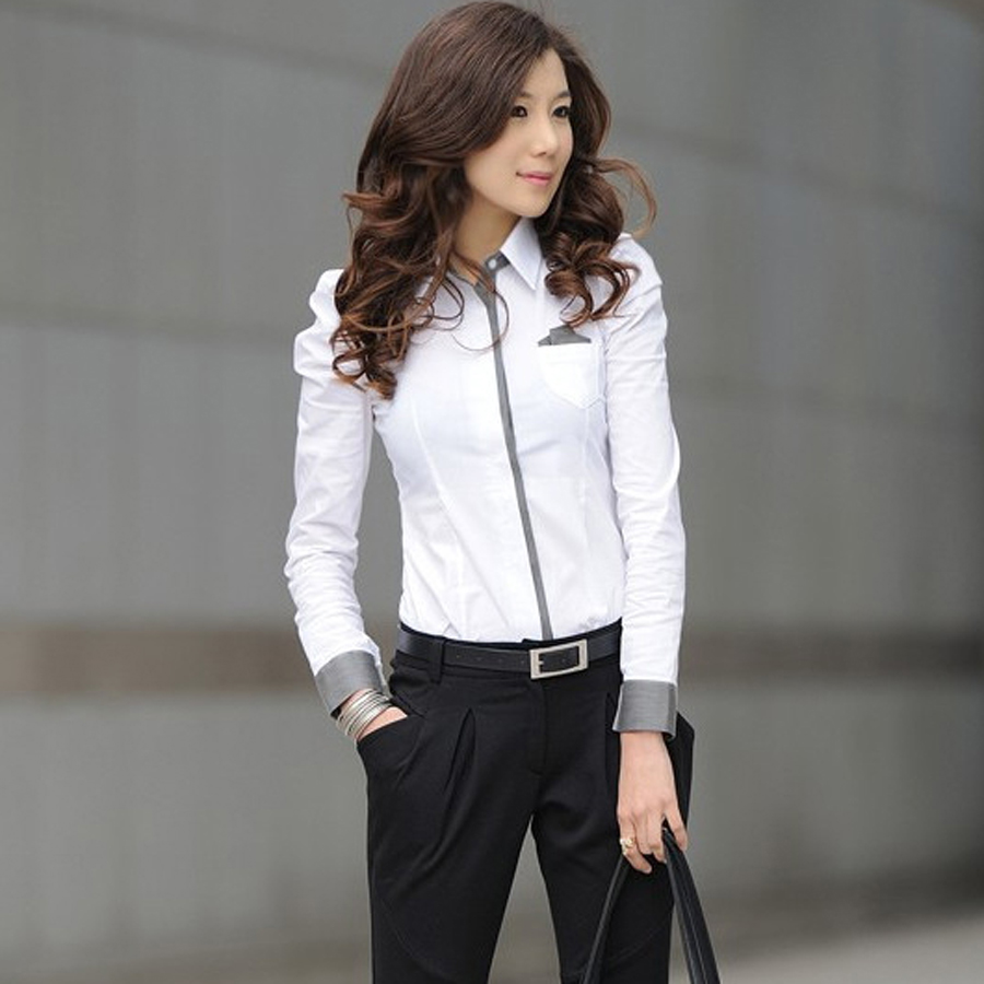Womens Fitted Shirts Promotion-Shop for Promotional Womens Fitted ...