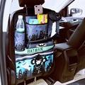 Высокое Качество Автокресло Организатор Rangement Организатор Multi-карманный Хранения Путешествия Cool Мультфильм Стайлинга Автомобилей Уборка Висит Сумка