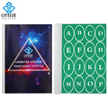 OPHIR 160 Patterns Airbrush Stencil Templates Temporary Tattoo Body Painting Art A4 Booklet Set_STE4