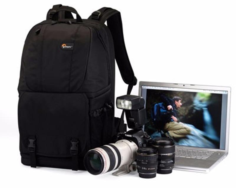 Продвижение продаж натуральная Lowepro Fastpack 350 AW Фото DSLR камера сумка Цифровой Рюкзак SLR ноутбук 15,4 с любую погоду Cove