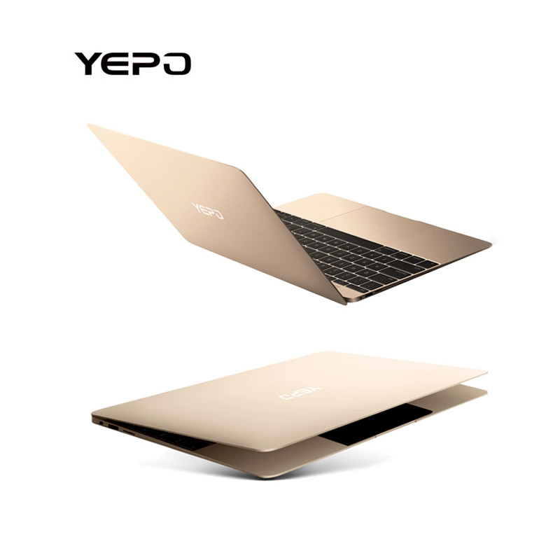 YEPO 737A 6GB RAM 64GB EMMC Notebook Intel Celeron N3450 13.3 Inch 1920x1080 IPS Apollo Version WIFI Bluetooth Windows 10 Laptop