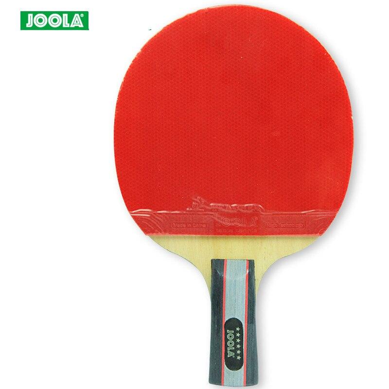 Joola 6 Star Table Tennis Racket Ping Pong Pimples In Cs Fl Raquete