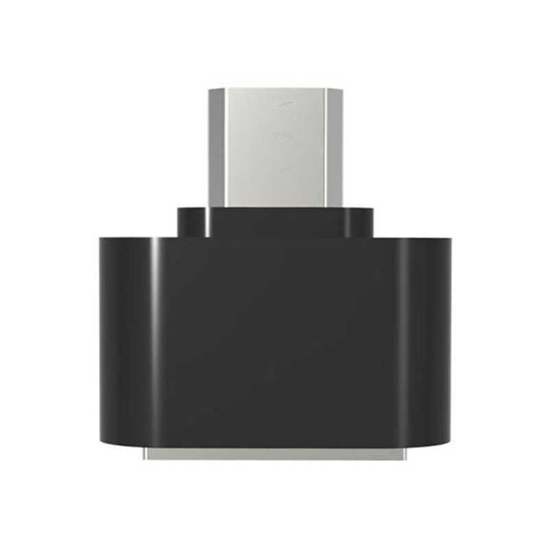 3 pièces Mini câble OTG adaptateur USB OTG convertisseur Micro USB vers USB pour tablette Android