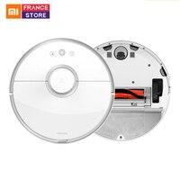 Оригинальный робот пылесос Xiaomi Roborock S50 2 умный робот для уборки дома автоматический для уборки пыли стерилизатор