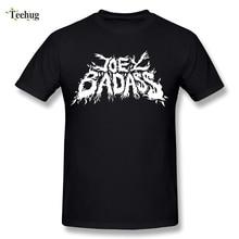 2018 New Arrival Men Joey Badass T Shirt O-neck Design Slogan T-Shirt