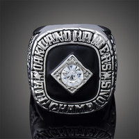 Retro Replica 1967 Oakland Raiders Rings Vintage Sport Fans Heavy Big Ring Men J02124