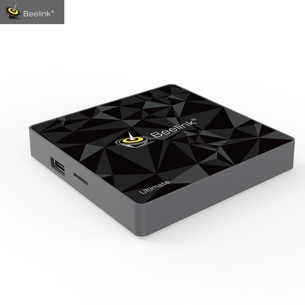 beelink gt ultimate smart tv box amlogic s octa core cpu g