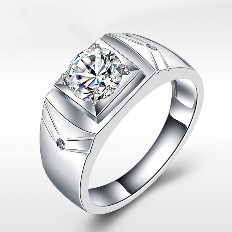 Online Buy Wholesale engagement rings male from China engagement