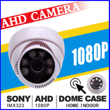 3.28BigSale Nano CCTV Indoor AHD Camera 720P/960P/1080P SONY IMX323 2.0MP digital FULL HD High Definition Dome Infrared Vidicon 1 3 cmos 960p digital 1000 tv lines infrared icr camera high definition dvr