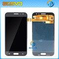 100% Teste Azul Ouro Branco LCD Screen Display Lcd de Toque Montagem Digitador Da tela Para Samsung Galaxy para J2 J200 Livre grátis