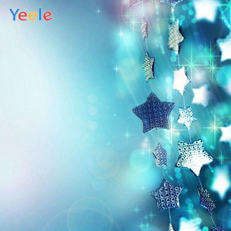 Yeele fiesta papel Photocall brilla personalizado fotografía telón de fondo personalizado fotográfico fondos para foto estudio
