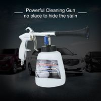 Auto Car Air Pulse Cleaning Brush Washer Handheld Interior Wash Maintenance Kit Car Interior Cleaning Washing Tool Accessories