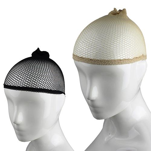 Unisex Stocking Wig Liner Cap Snood Nylon Stretchable Mesh Hair Accessories