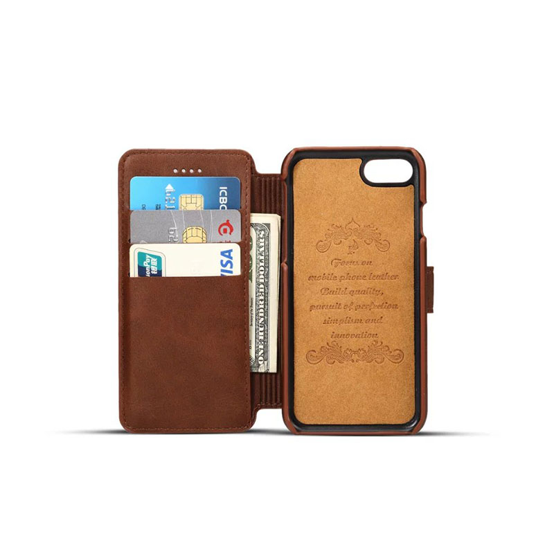 Leather Flip Case For iphone 7 (22)