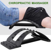 2019 Massage de correcteur de Posture de soutien lombaire de civière de dos magique pour le soulagement de douleur du bas du dos supérieur DC88