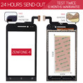 Tested AAA Quality 4 inch Sensor Touchscreen For Asus Zenfone 4 Touch Screen A400CG Digitizer Glass Panel Parts Free Adhesive