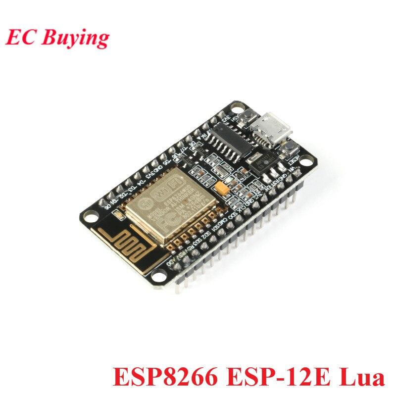 ESP8266 ESP-12E Lua ESP-12E CH340 NodeMcu V2 USB Wireless Module Wifi Chip Development Board For Arduino