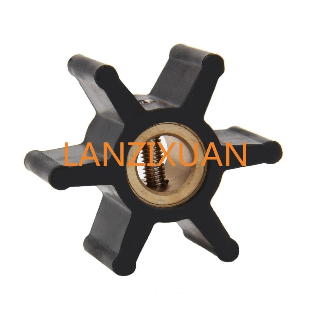 Impeller 09-806B 803729 875807-0 3586498 4528-0001 8293-0001 104211-42070 for Jabsco / Johnson / Volvo Penta / YAMAR Engine Pump