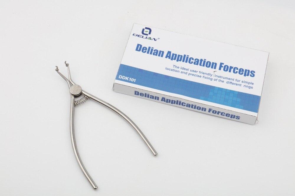 Delian Kit of Metal Sectional Contoured Matrices Forceps Dental Forcep книги эксмо кухня рынка