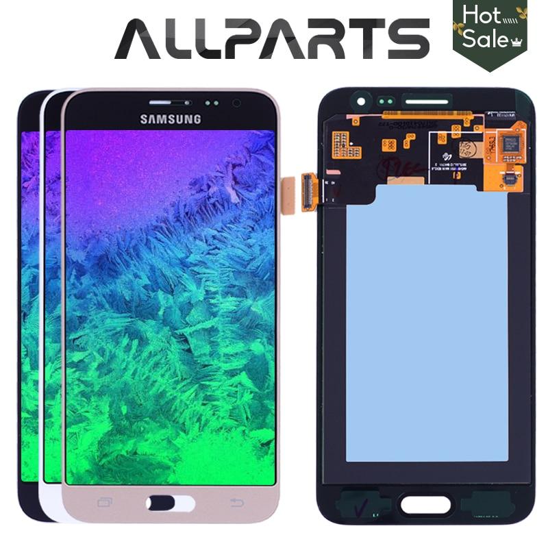 Meilleur AMOLED 5.0 LCD pour SAMSUNG J3 2016 Affichage J320 J320F J320FN LCD Écran Tactile Digitizer pour SAMSUNG Galaxy J3 2016 Affichage