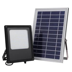 50W 120 LED Solar Light Sensor