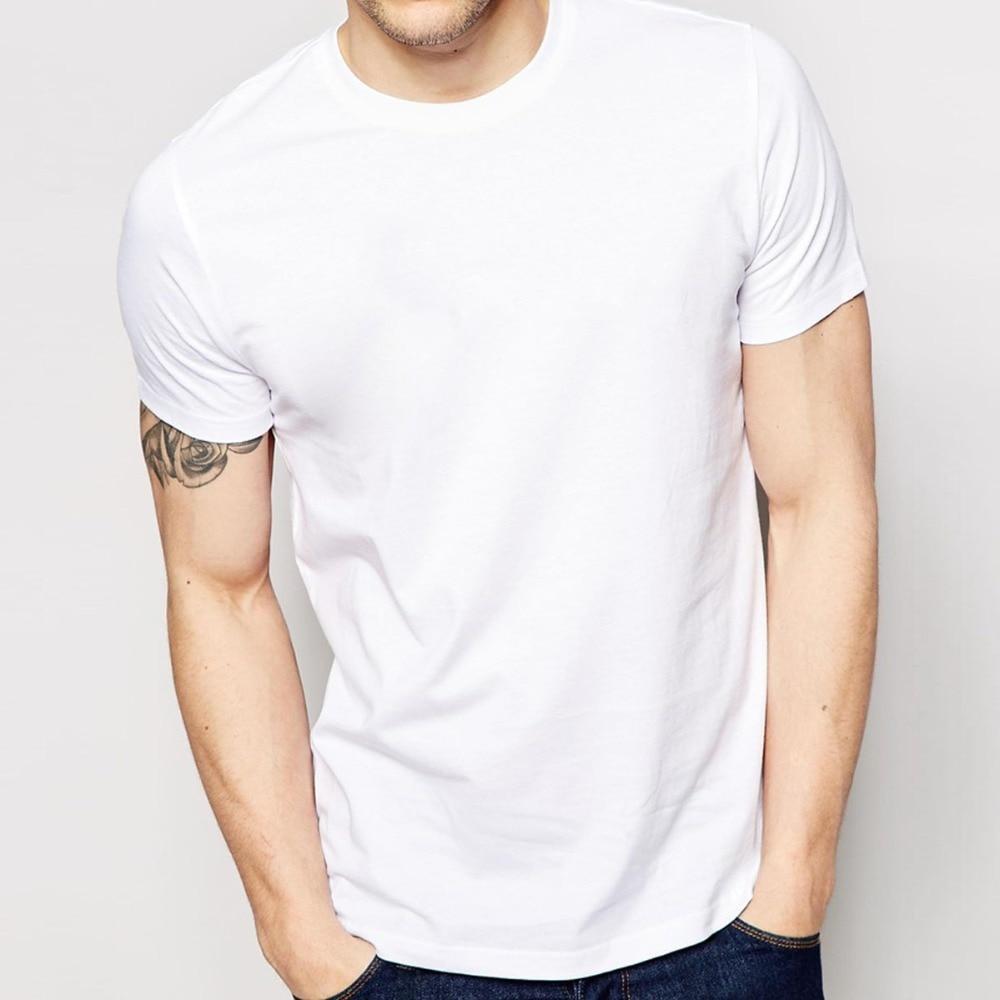 Mens cotton t shirts custom shirt for Cheap bulk custom t shirts
