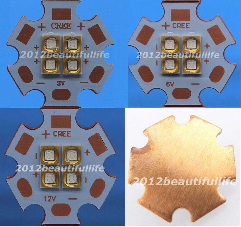 3V 6V 12V LG3535 Ultra Violet UV 385nm 395nm 20W High Power Led with 20mm Copper PCB|high power led|power led|led high power - title=