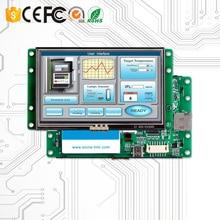 полностью заменить используется сенсорный ЖК-экран для промышленного монитора