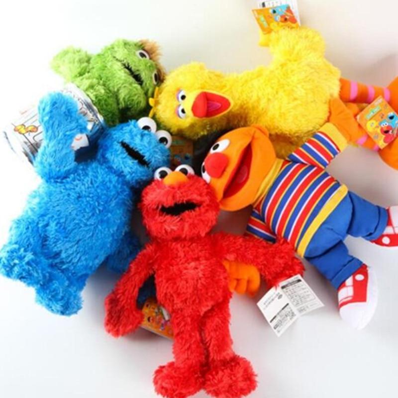 Sesame Street Stuffed Toys 68