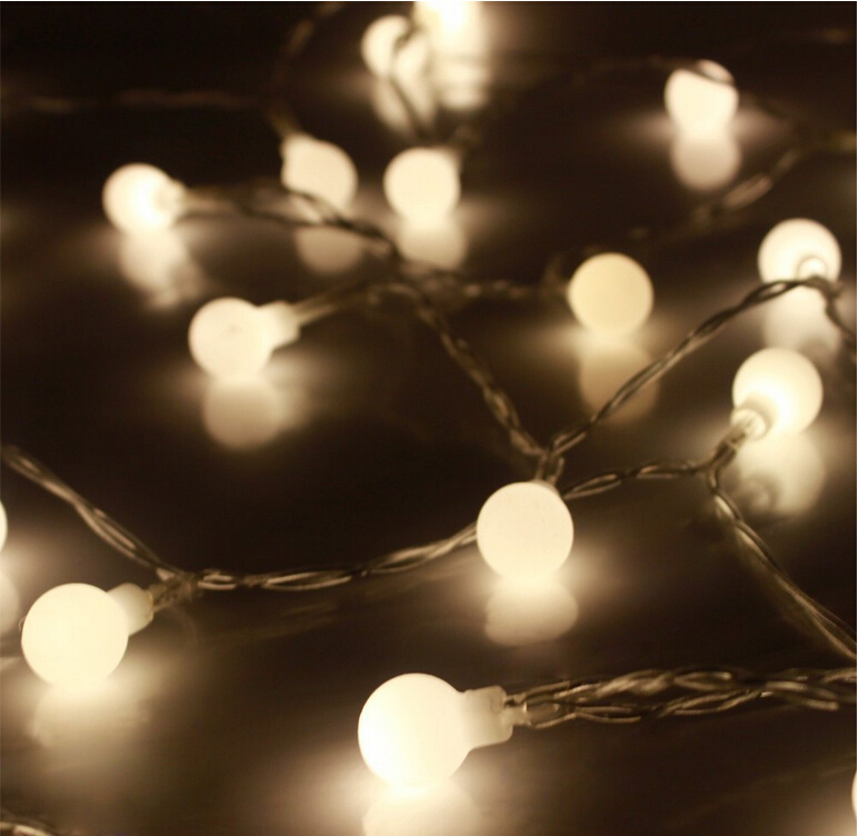 5m 10m globe string lights holiday garland fairy lights string led 5m 10m globe string lights holiday garland fairy lights string led party lights for christmas outdoor tree lighting decoration in led string from lights workwithnaturefo
