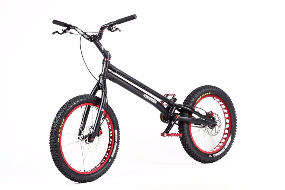 Vélo d'essai de vélo ORIGINAL ECHO MARK 6 PRO 20