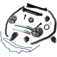 Timing Chain Kit Cam Phaser & Gaskets Set 2005   2010 for Ford EXPEDITION 5.4L 330CU. IN. V8 SOHC  (24 Valve)|  -