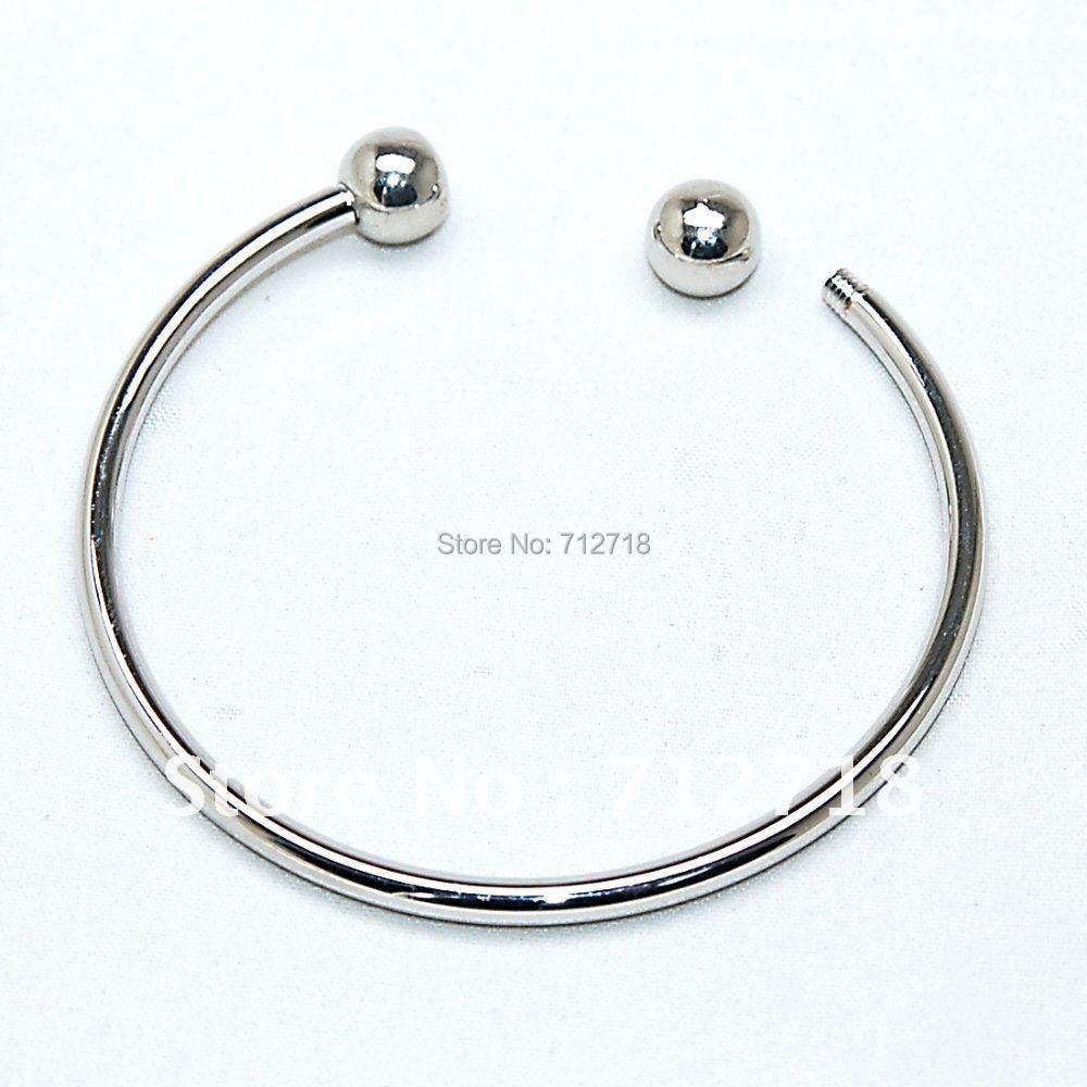 Miasol 2 kpl hopeoitu viehätysrannekoru rannekoru sopii eurooppalaiseen tyyliin suuret reikähelmet DIY ylellinen viehätysrannekoru