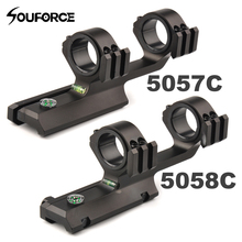 spirit level for 25mm rifle scope mount rings sights 2 Shape 25.4mm/30mm Rifle Scope Mount Rings with Spirit Bubble Level and Compass Fit 20mm Weaver Picatinny Rail for Hunting