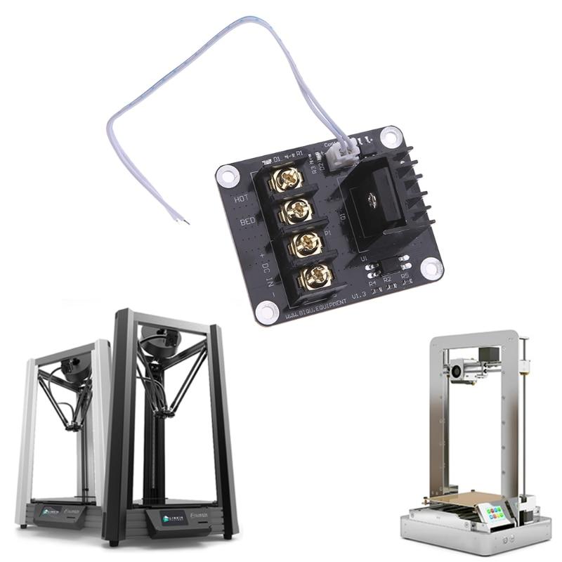 Новый общие части высокая Мощность добавить на с подогревом Мощность модуль расширения для 3D части принтера