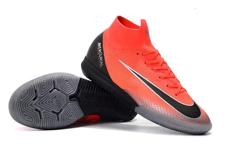 2019 ZUSA SuperflyX VI Elite 360 IC zapatos de fútbol de salón zapatos para  hombre zapatos precio barato en Zapatos de fútbol de Deportes y ocio en ... 0c3aa02b1336a