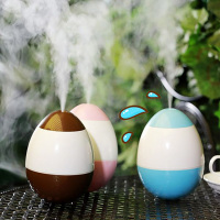 Shilly Egg Model Mini USB Tumbler Humidifier Essential Oil Diffuser Home Office Mist Maker Christmas Festival Birthday Gfit