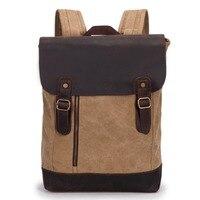 Amasie холщовый рюкзак школьные рюкзаки, сумки для путешествий для подростков мужской ноутбук сумка для компьютера сумки EGT0201