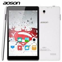 Новый AOSON M812 Планшеты 8 дюймов 1280*800 HD IPS Allwinner A33 4 ядра Android 5.1 WiFi Планшеты pc 1 ГБ Оперативная память 16 ГБ Встроенная память 2MP/5MP Камера